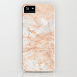 Paper Marble Texture iPhone Case