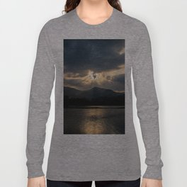 Shining Eye on the Sky Long Sleeve T-shirt