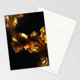 Like Gold, Not Gold Stationery Cards