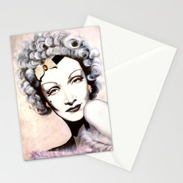 Marlene The Blue Angel Stationery Cards