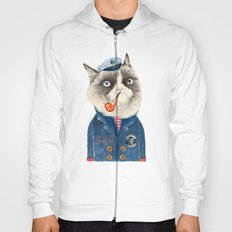 Sailor Cat VII Hoody