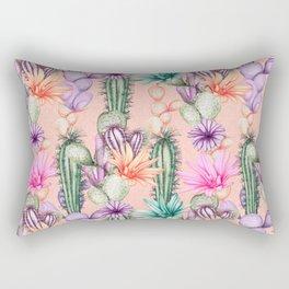 Cacti Love Rectangular Pillow