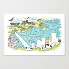 Nha Trang Canvas Print