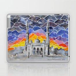 Jumeirah Mosque, Dubai, UAE Laptop & iPad Skin