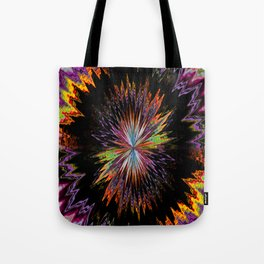 Abstract Perfection 10 Tote Bag