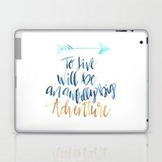 Peter Pan Life Laptop & iPad Skin