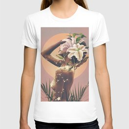 Floral beauty 3 T-shirt