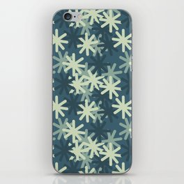 Mod Snowflakes iPhone Skin