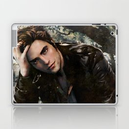 Robert Pattinson FAME comic book cover - Twilight Laptop & iPad Skin