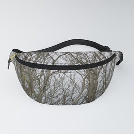 Twisted Trees Fanny Pack