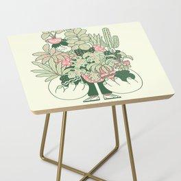 Plants Club (girl) Side Table
