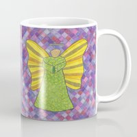 military Mugs featuring Military Angel by GT6673