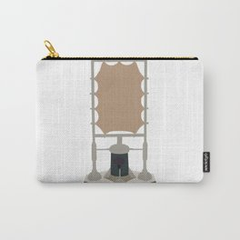 Lady Cassandra O'Brien.Δ17 Carry-All Pouch