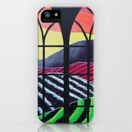 Hiya Napa iPhone Case