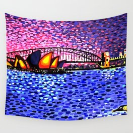 Sydney Harbour Wall Tapestry