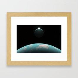 Überwelt Framed Art Print