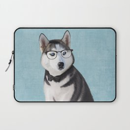 Mr Husky Laptop Sleeve