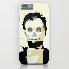 Abraham Lincoln (skull) iPhone 6s Slim Case