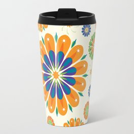 Flowersparkle Travel Mug