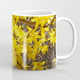 Forsythia of The Spring Coffee Mug