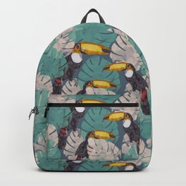 Tropical Toucan Backpack