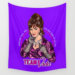 Team Vida Wall Tapestry