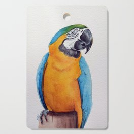 Macaw II Cutting Board