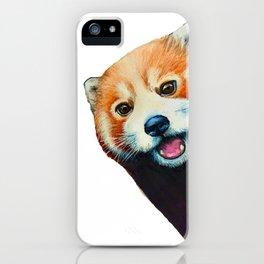 Panda Selfie iPhone Case