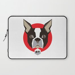 BostonTerrier Laptop Sleeve