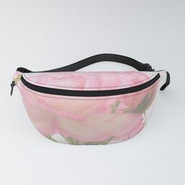 Gentleness - Soft Pink Rose #1 #decor #art #society6 Fanny Pack