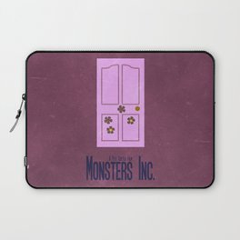 Monsters Inc. Laptop Sleeve