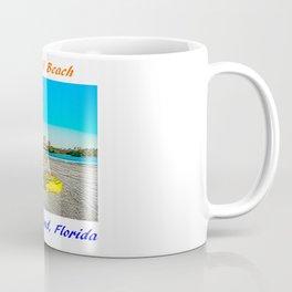 Tigertail Beach, Marco Island, Florida Coffee Mug