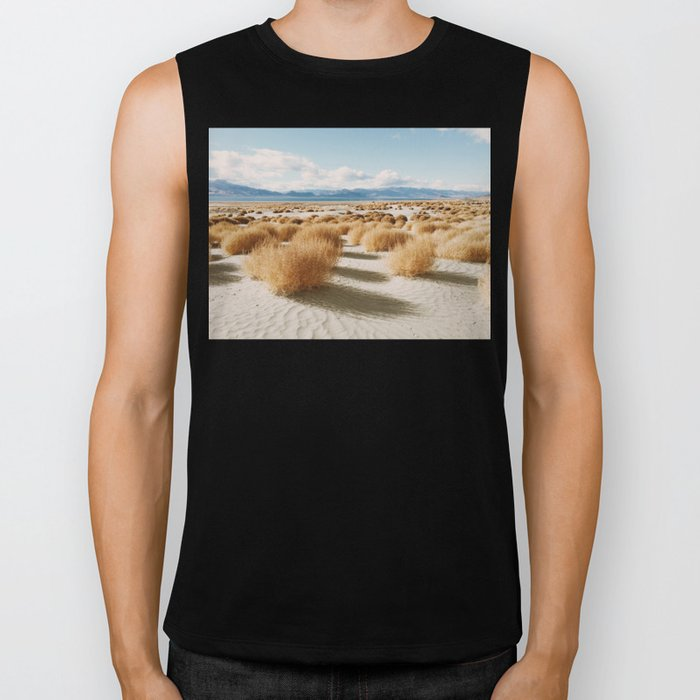 Paiute Land Biker Tank
