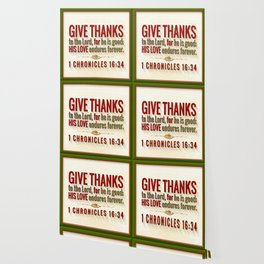 Give Thanks Wallpaper