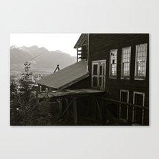 Kennecott Canvas Print