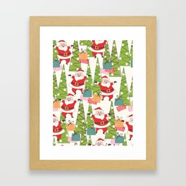 Jingle Jangle Framed Art Print