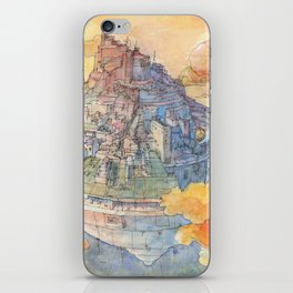 The Castle iPhone Skin
