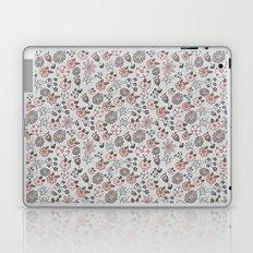 Hand Drawn Florals Laptop & iPad Skin
