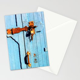 Locked Stationery Cards