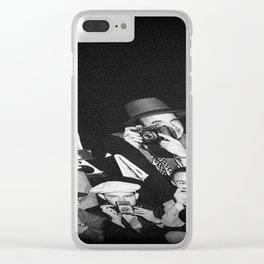 click Clear iPhone Case