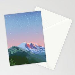 Tahoma Stationery Cards