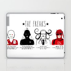THE FREAKS Laptop & iPad Skin