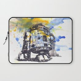 R2D2 from Star Wars Laptop Sleeve