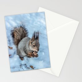 Ice age- the happy end Stationery Cards