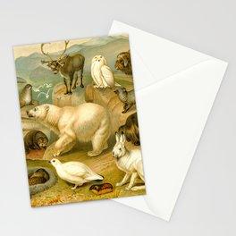 Arctic Wildlife Stationery Cards
