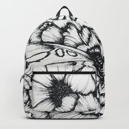Fluttering Ink Backpack