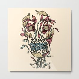 Reincarnate Metal Print