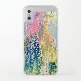Enchanted Garden I Clear iPhone Case