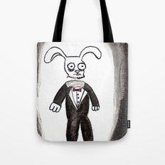 Mr Hunny Bunny Tote Bag