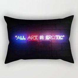 Erotic Art Rectangular Pillow